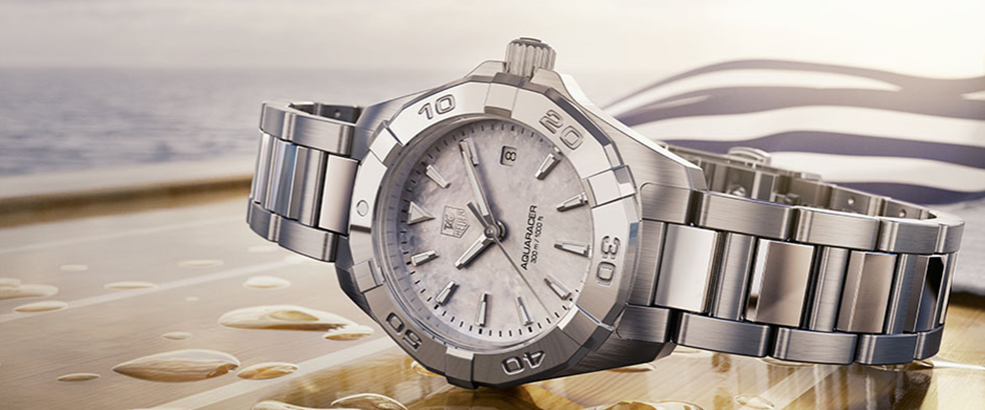Ladies-Aquaracer-Tag